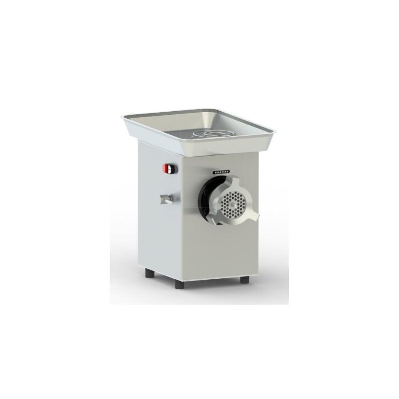 Picadora de carne boca 32 aluminio simple corte Braher