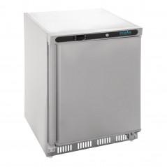 Congelador bajo mostrador 140L Polar exterior en blanco CD611