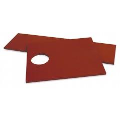 Repuesto de fibra de polietileno para mesas