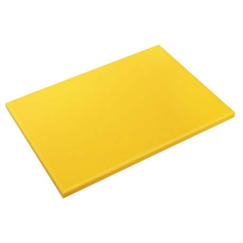 Fibra de corte amarilla 20 mm de grosor