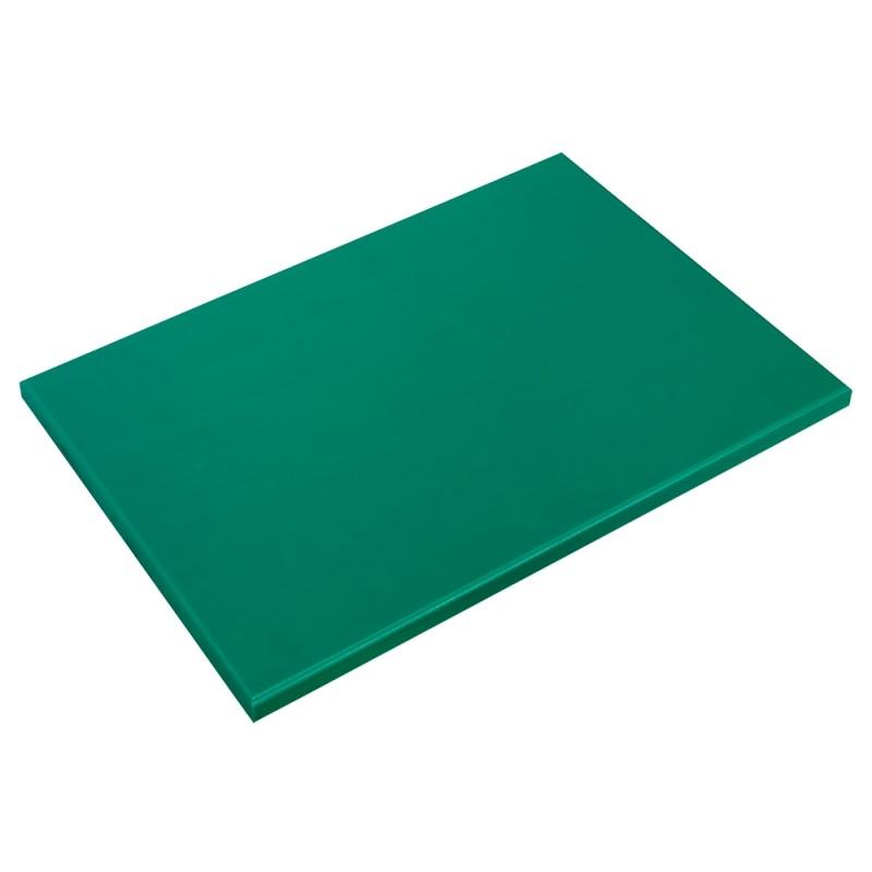 Fibra de corte verde 15 mm de grosor