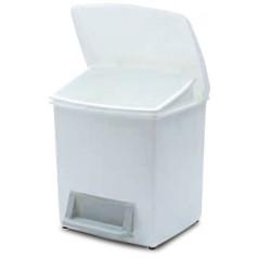 Cubo pedal baño con papelera interior