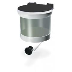 Dosificador de jabón de plástico 1L
