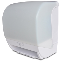 Dispensador automático de toallas