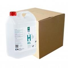 Gel hidroalcohólico 5L caja de 4 garrafas