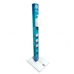 Dispensador de gel hidroalcohólico de pedal