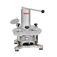 Máquina de hamburguesas de 100 mm Mainca 1MH100