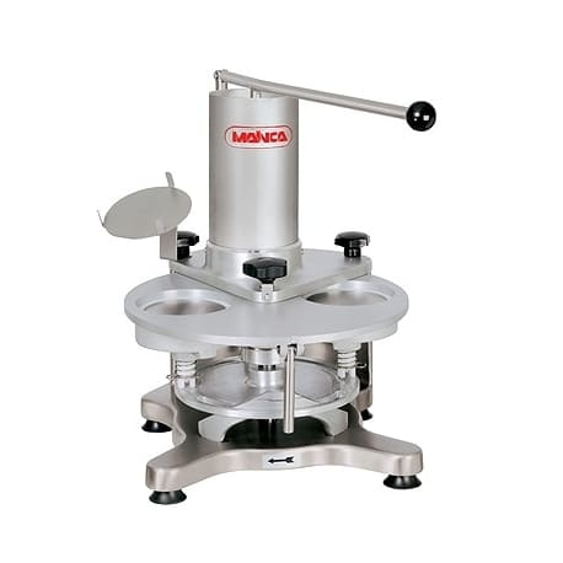 Máquina de hamburguesas de 130 mm Mainca 1MH130