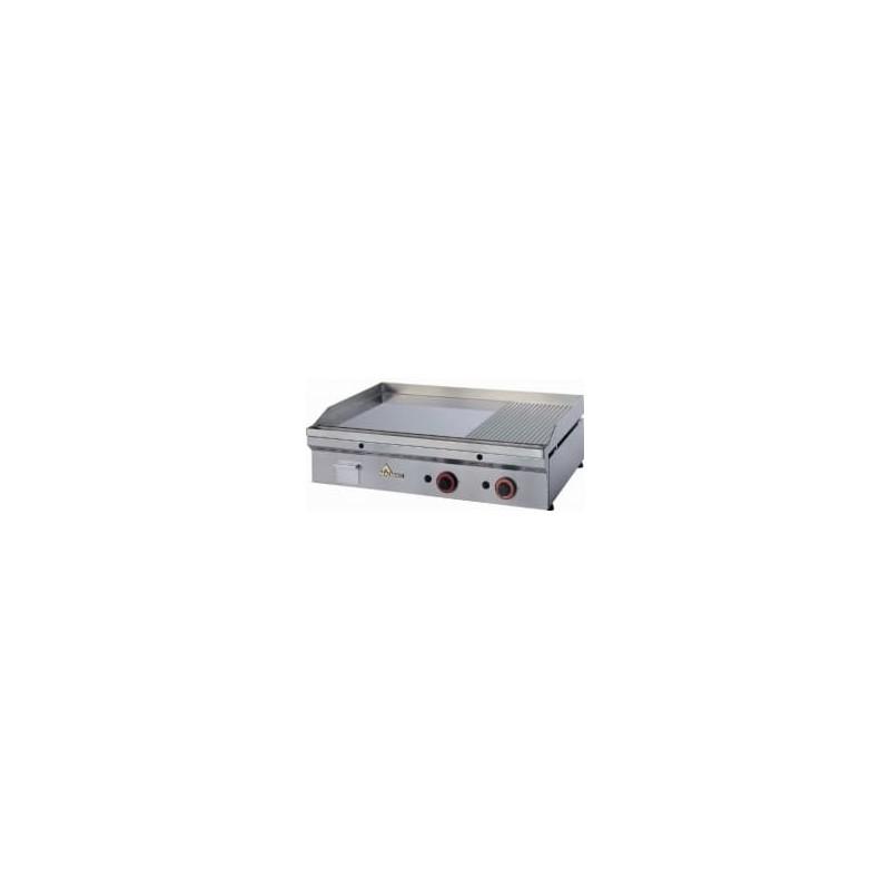 fry top cromo duro termostático