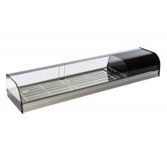 Vitrina de bar refrigerada conparrillas - modelo FR i
