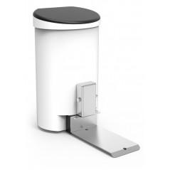 Dispensador de gel hidroalcohólico de funcionamiento a codo