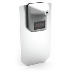 Termómetro medición de temperatura acoplable a columna