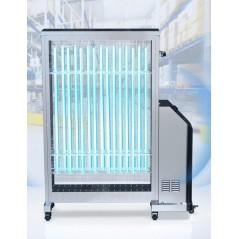 Equipo de esterilización ultravioleta industrial para grandes superficies
