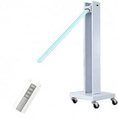 Carrito para desinfección ultravioleta 150W