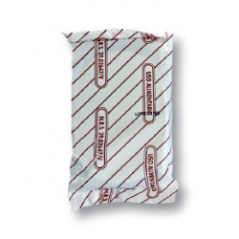 Papel ovalado de celofán para hamburguesera - 11 x 8
