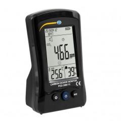 Medidor de CO2 con alarma CMM10