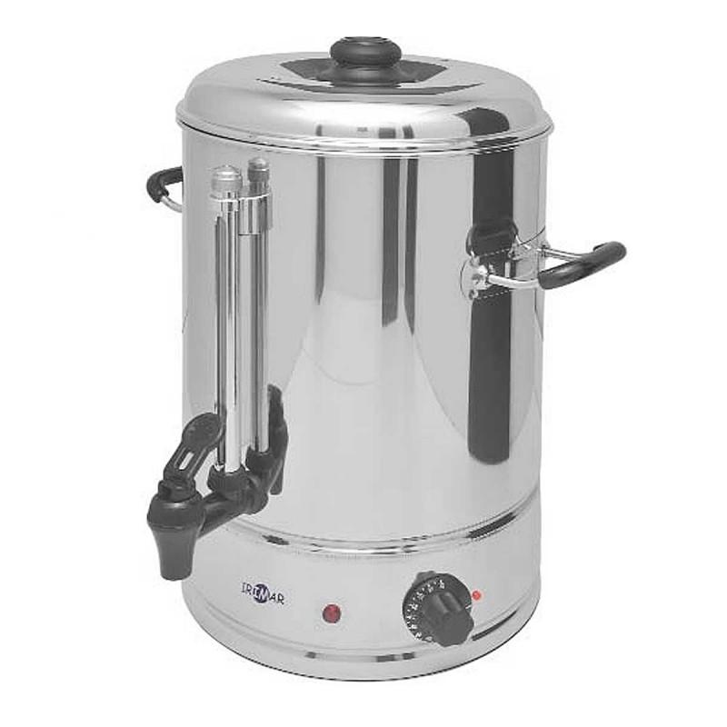 Termo calentador de agua en varias capacidades