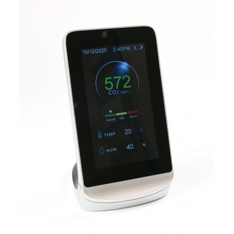 Medidor de CO2 CA-361