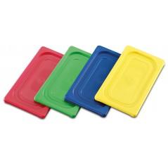 Tapa de polipropileno GN de colores