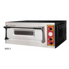 Horno pizza sencillo eléctrico Modelo Basic 4