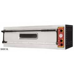Horno pizza sencillo eléctrico Modelo Basic 6