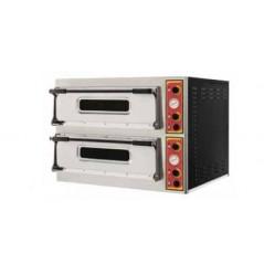 Horno pizza doble eléctrico Modelo Basic 66