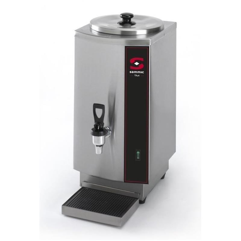 Termo calentador leche al baño maría 5 litros TM-5