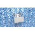 Lavamanos mural de esquina Serie XS - dos aguas. 061432