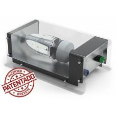 Máquina para detección de anisakis
