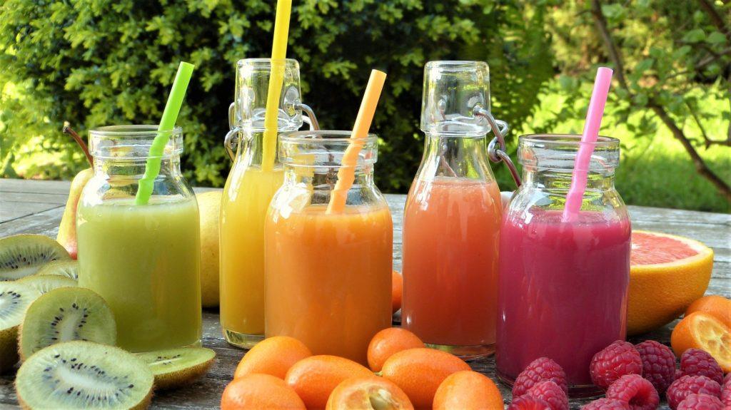 Recetas smoothies para bares, cafeterías y restaurantes