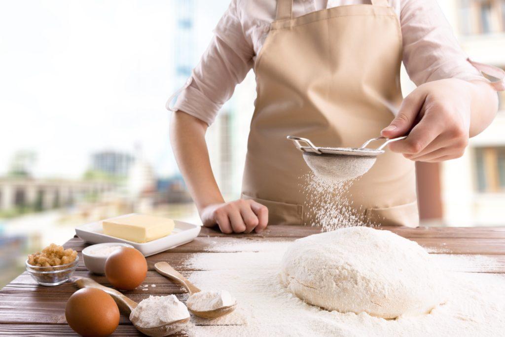 Receta de pan casero para hostelería
